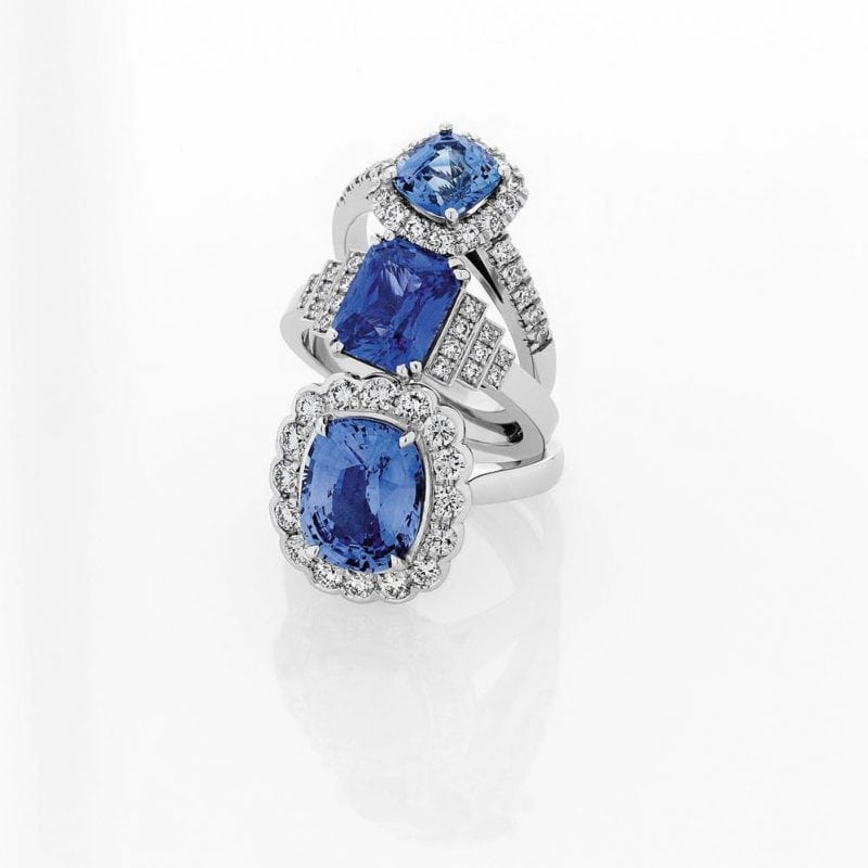 September is for Sapphires