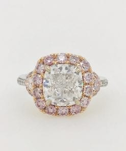 Engagement Rings Rose Gold