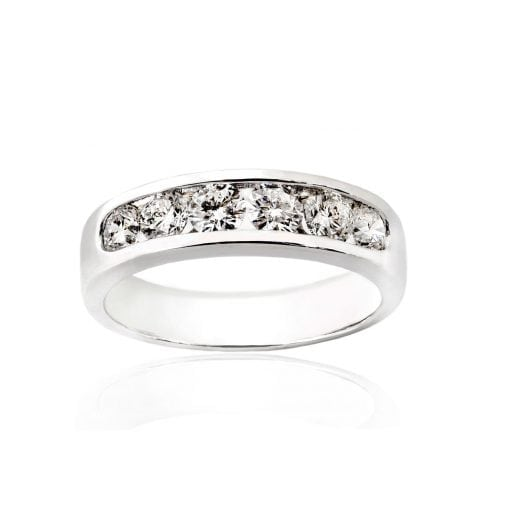 wedding band diamonds