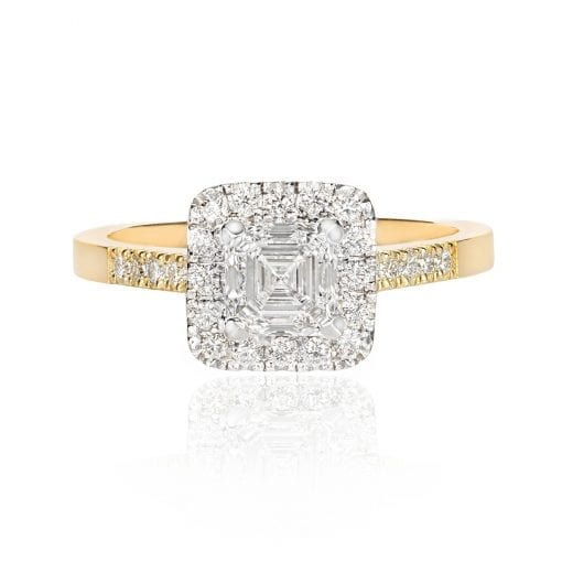 cheapest engagement rings